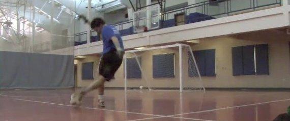 LASSI HURSKAINEN TRICK SHOT VIDEO