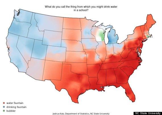 bubbler map