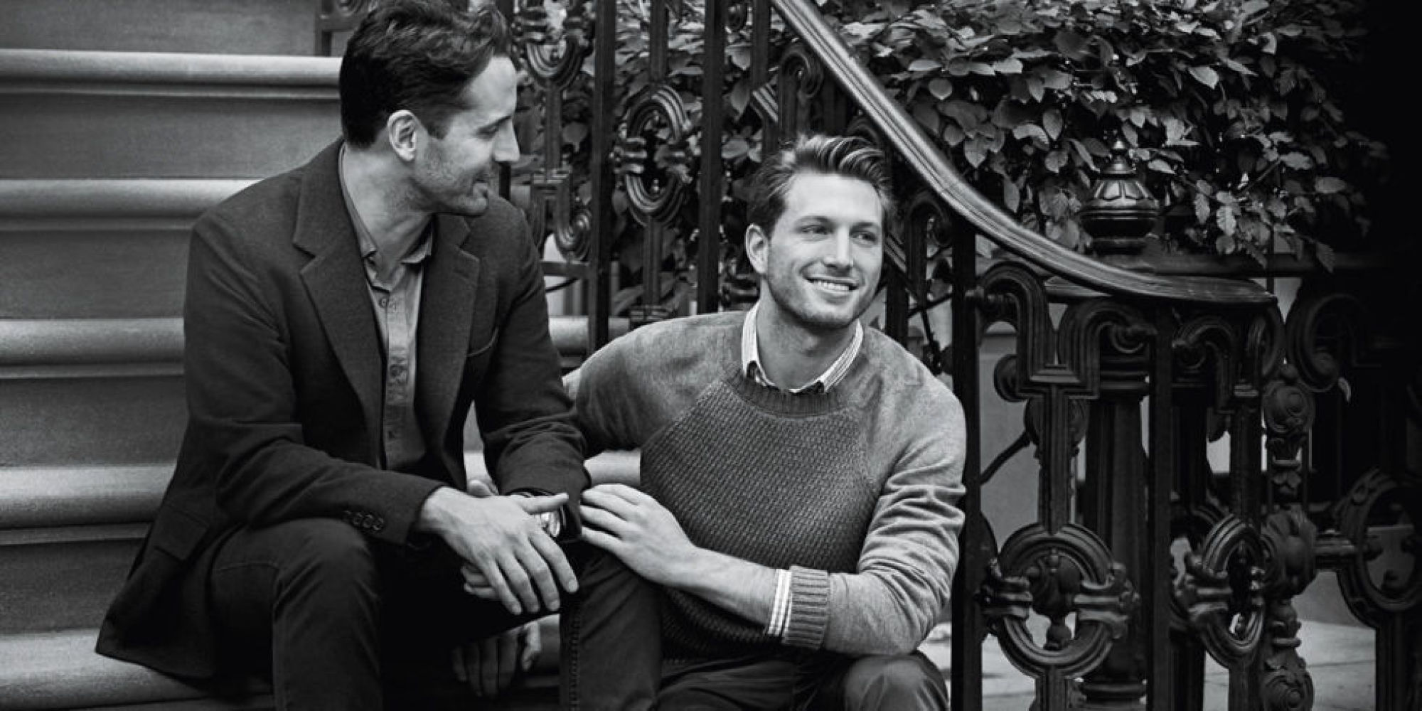 tiffany gay ad n gay mens wedding rings Tiffany Ad Features Gay Couple Rings In New Year In A Big Way HuffPost
