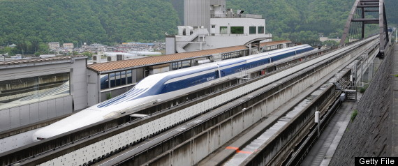 Japan High Speed Rail