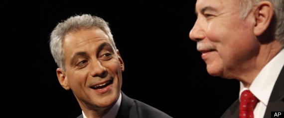 Chicago Mayor