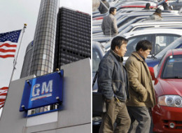 Gm China Sales