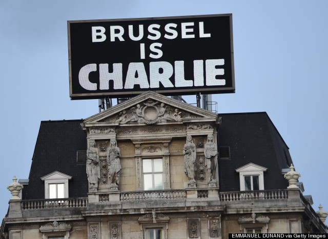 charlie hebdo belgium