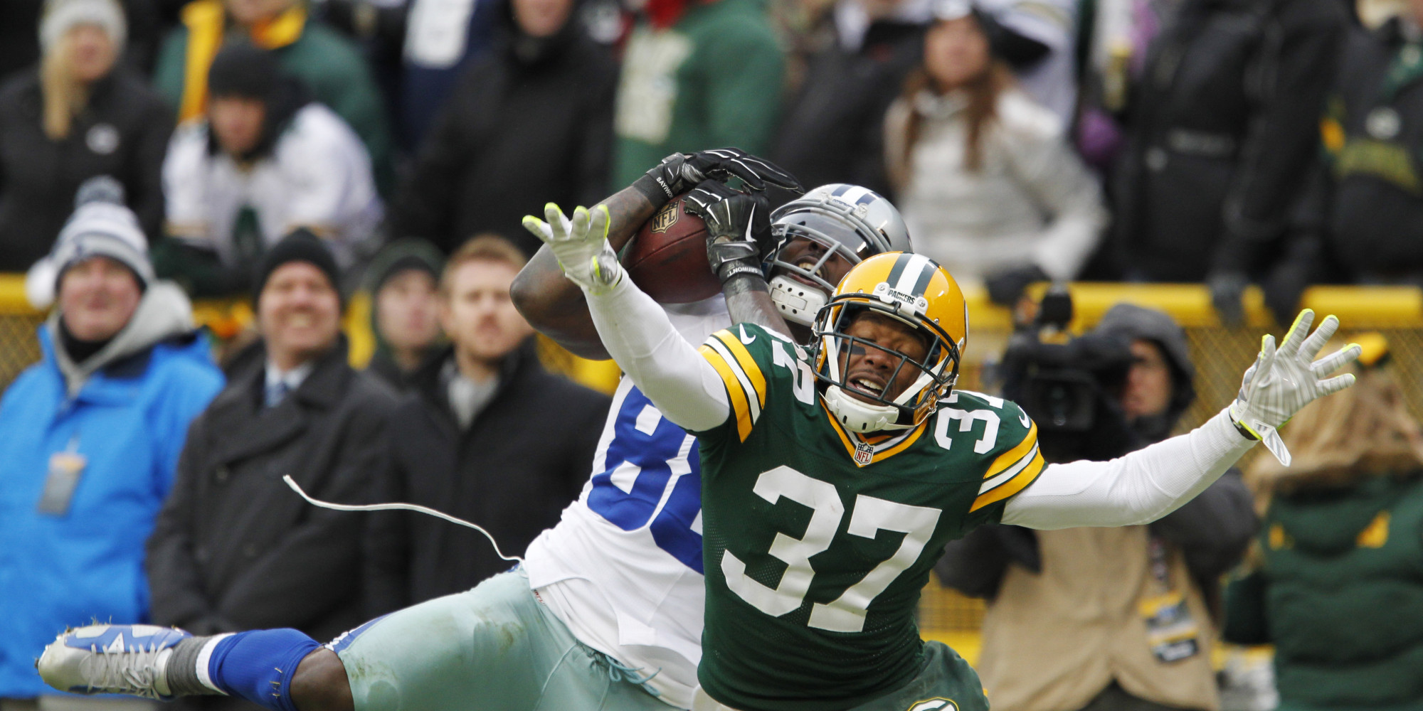 Dez Bryant's Amazing Catch Was Not Actually A Catch ...
