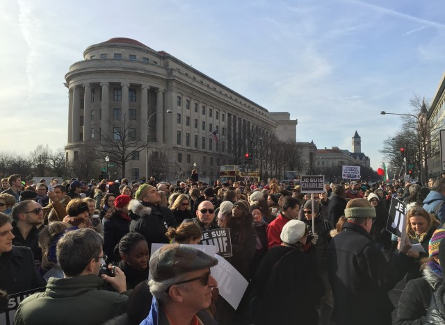 dc march