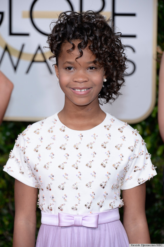Quvenzhané Wallis earned a  million dollar salary, leaving the net worth at 1 million in 2017