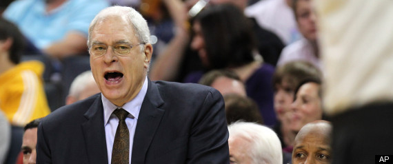 Phil Jackson Embarrassed
