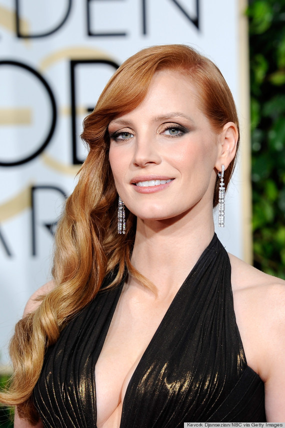 jessica chastain two