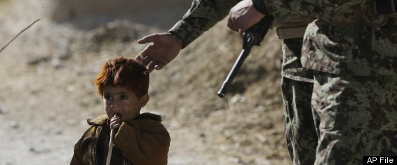 AFGHANISTAN CHILD