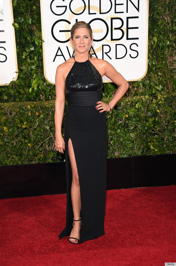 golden Jennifer bikini aniston