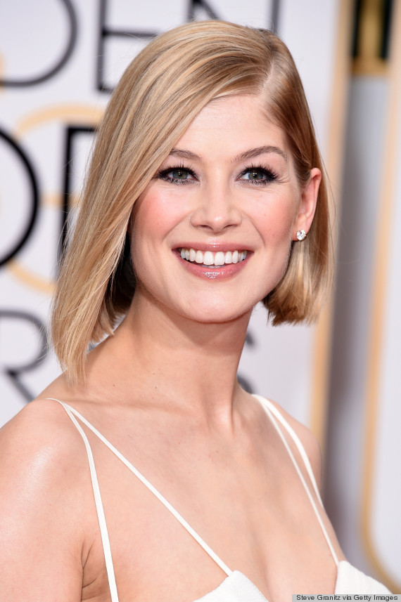 Golden Globes Hair Amp Makeup Was Filled With Surprises