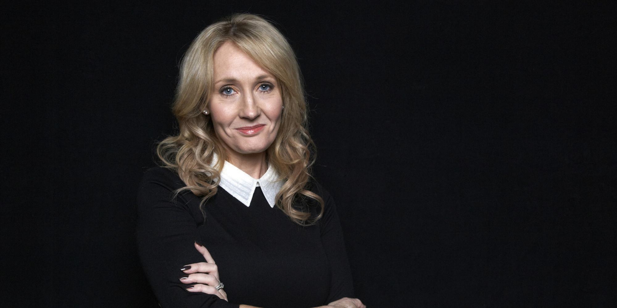 「J. K. Rowling」の画像検索結果