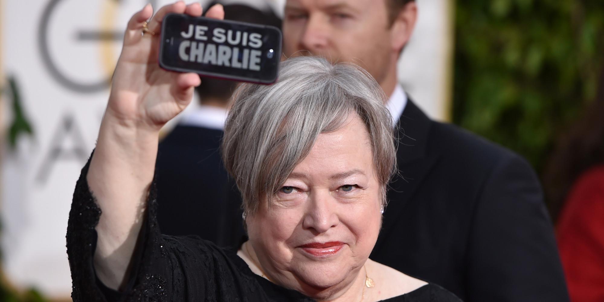 'Je Suis Charlie' Sign...