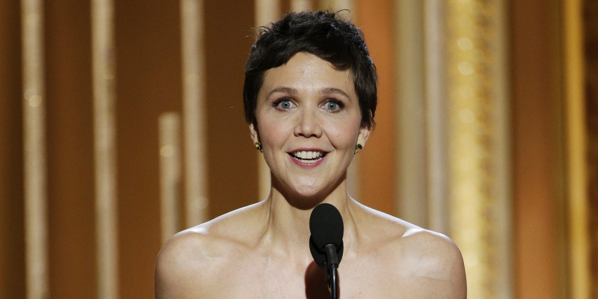 Maggie Gyllenhaal Says A Wealth Of Roles For Women In ... Maggie Gyllenhaal