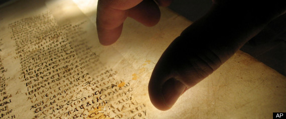 OLDEST CHRISTIAN BIBLE
