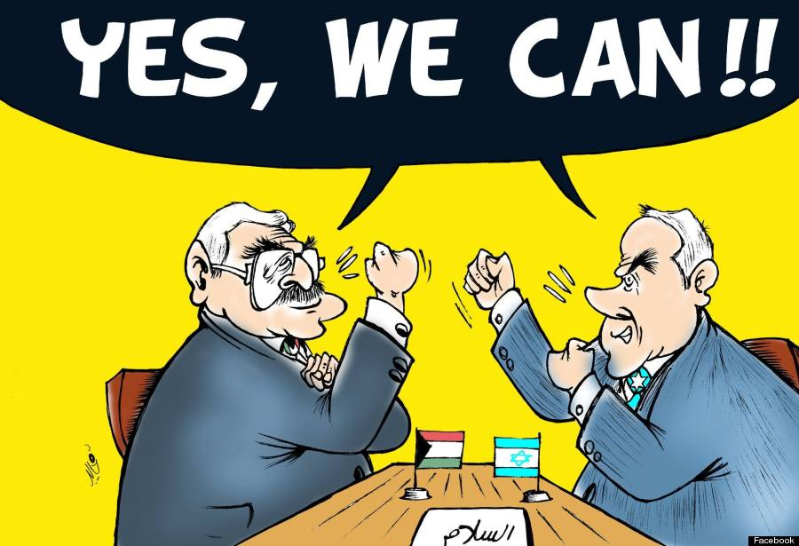 arab cartoonists