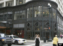 900 North Michigan Shops - Mall - Gucci - Chicago Shopping Malls
