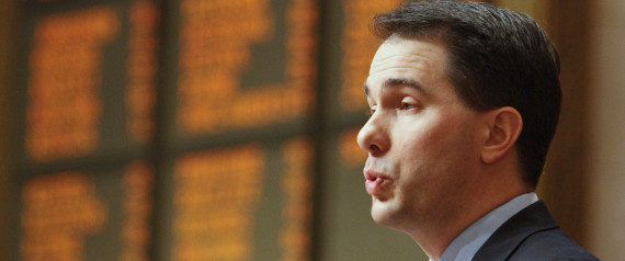 Scott Walker Wisconsin
