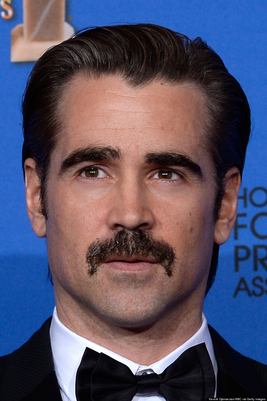 Colin Farrell's Golden...