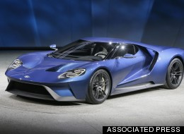 Edgy New Cars Roll Out At Massive Auto Show