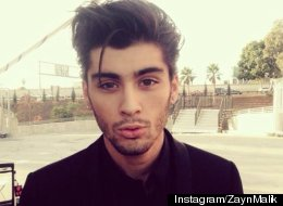 22 Reasons To Be Glad Zayn Malik And His Cheekbones Were Born 22 Years Ago