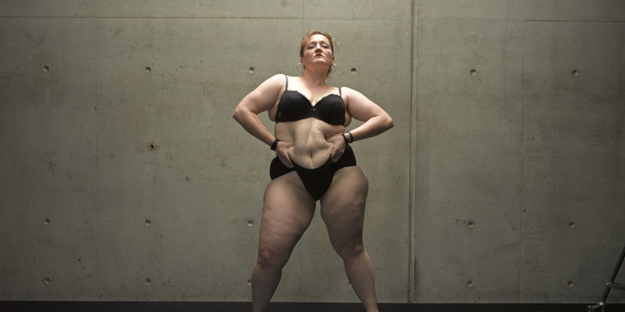 Fat Femme Artist Picks Apart Your Preconceived Notions Of Beauty ...