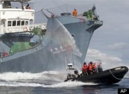 Sea Shepherd Activists