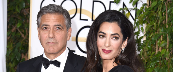 AMAL CLOONEY OVER IT