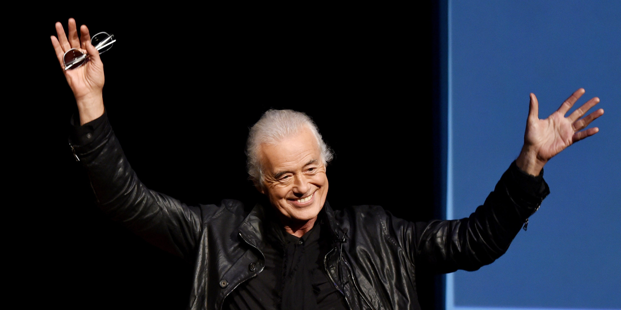 Led Zeppelin's Jimmy Page, 71, Dating 25-Year-Old Scarlett