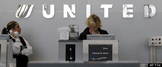 UNITED AIRLINES GROUNDING