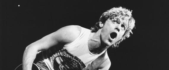 BRYAN ADAMS 1983
