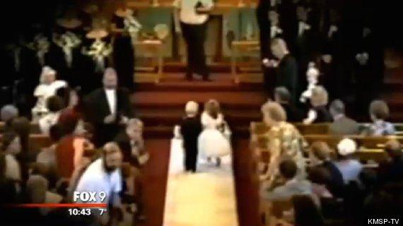 flower girl ring bearer wedding