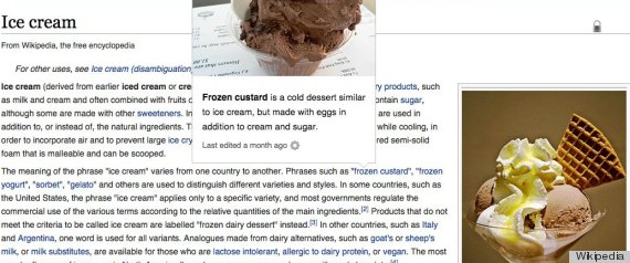 ice cream hover