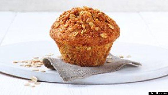 tim hortons muffin