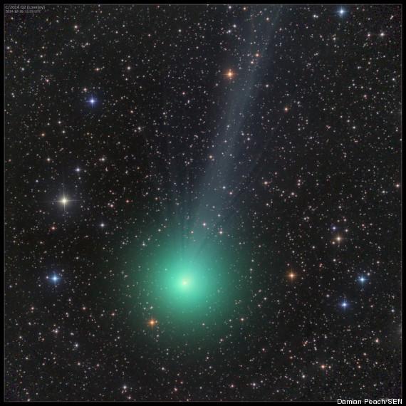 comete lovejoy