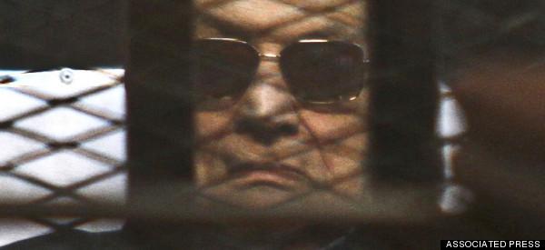 Egypt Court Orders Retrial In Mubarak Embezzlement Case