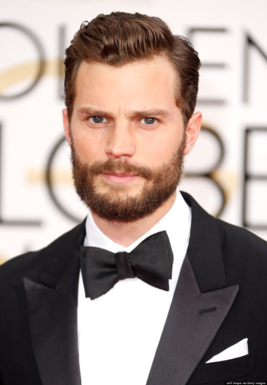 The Hottest Guys On The 2015 Golden Globes Red Carpet