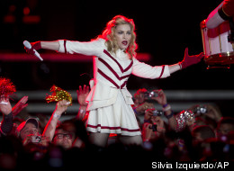 CONFIRMED! Madonna To Perform At Grammys