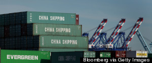 LOS ANGELES PORT IMPORTS CHINA