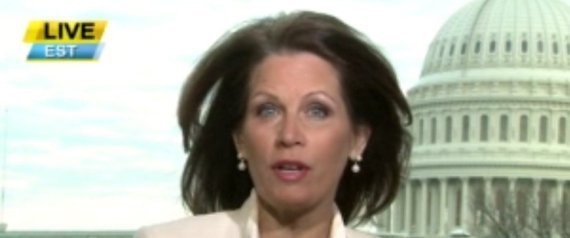 MICHELE BACHMANN BIRTHERS