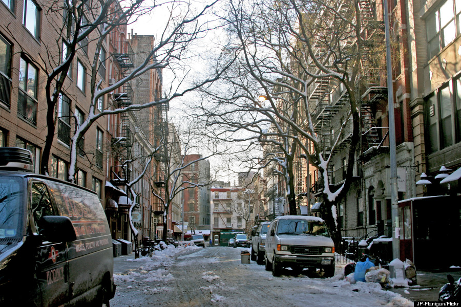 12 streets you need to know about in new york city the huffington