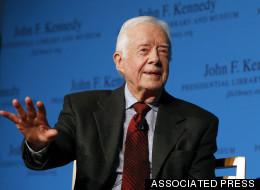Jimmy Carter Believes Surveillance Has 'Gone Too Far'