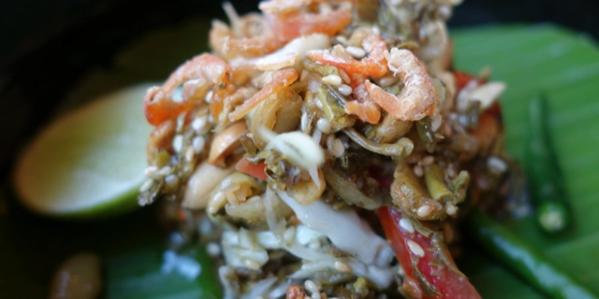 Burmese Salads Are Bet...