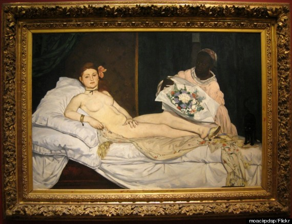 manet olympia