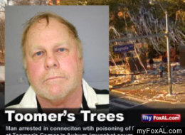 Toomer S Trees Poisoned
