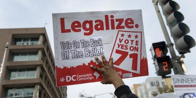D.C. Moves Forward With Marijuana Legalization Initiative ...
