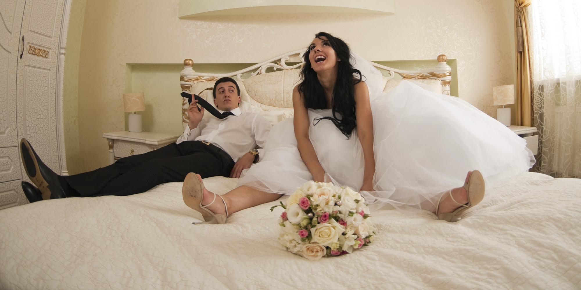 Фото брачной ночи 1 фотография