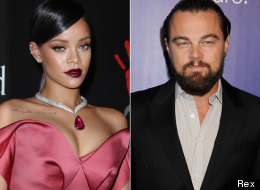 RiRi And Leo At A Party... K.I.S.S.I.N.G.