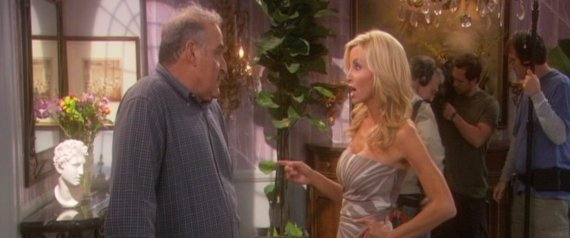 Camille Grammer My Dad Says