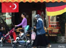 Die Einzigen, die in Hamburg nett zu mir waren, waren zwei Türken